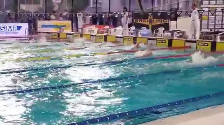 Swimming cup  - 100 stile libero Federica Pellegrini