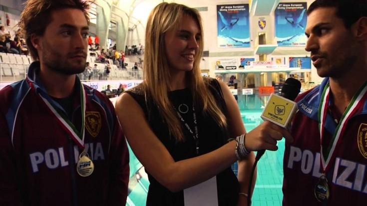 Campionati Italiani Assoluti indoor di tuffi -- seconda giornata Trofeo Delper