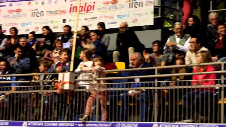 Grand Prix FIE - Coppa del Mondo Fioretto 2014  Torino