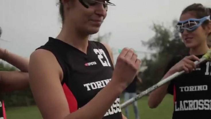 Torino Edelweiss Lacrosse vs Roma Leones