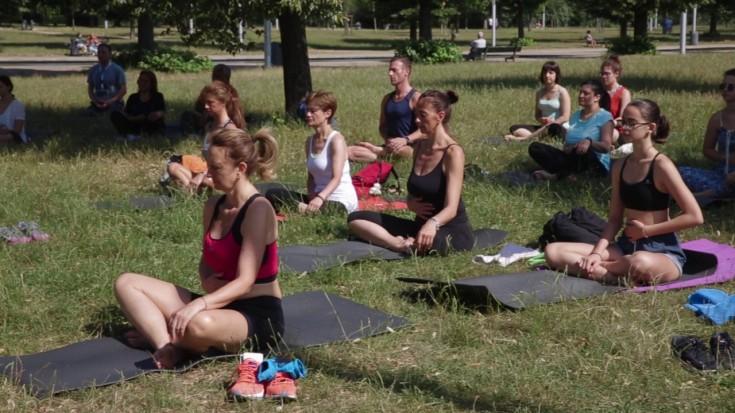 YogaDays by Decathlon - SportDays 2017 @piazza d'armi Torino