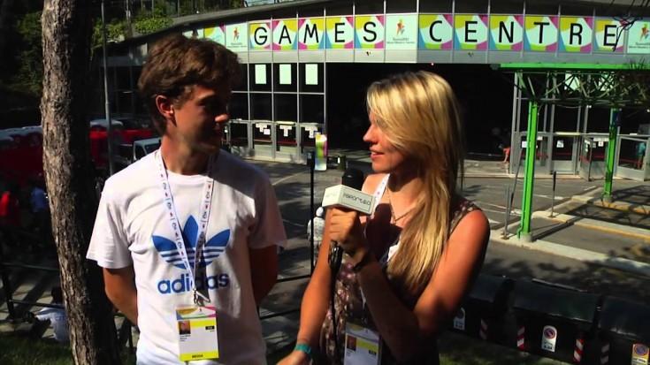 Torino World Masters Games Day 2