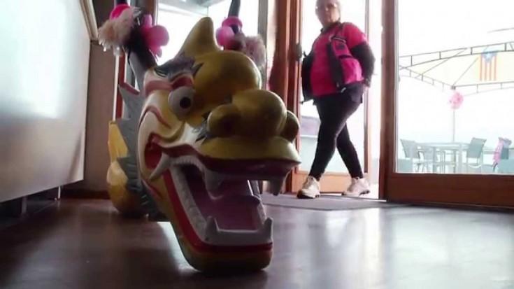 La forza delle Dragonette Avigliana - Pagaia boja faus!