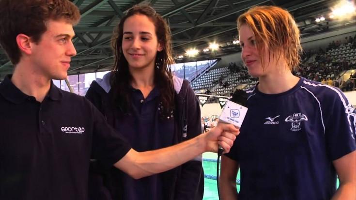 Nuoto - Campionati regionali di categoria