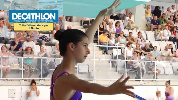 Nuoto sincronizzato - Campionati Regionali di Categoria