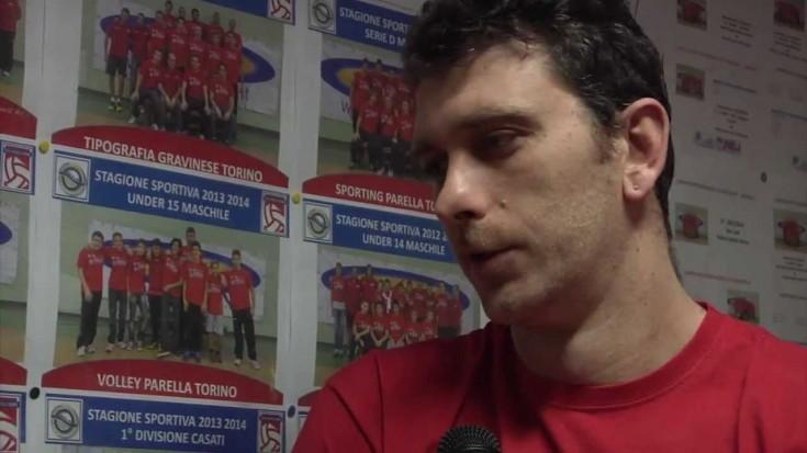 Intervista a Stefano Moro, opposto del Parella Volley