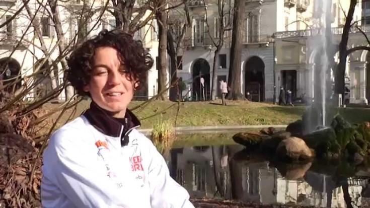 Paola Gianotti e il giro del mondo il bicicletta