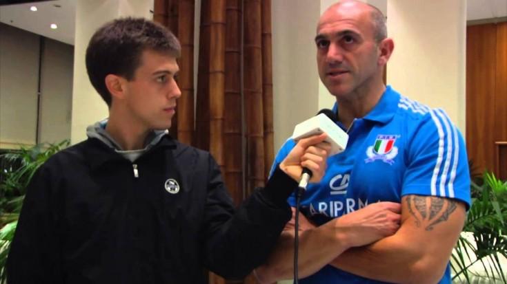 Rugby Italia vs Australia: l'arrivo della Nazionale a Torino