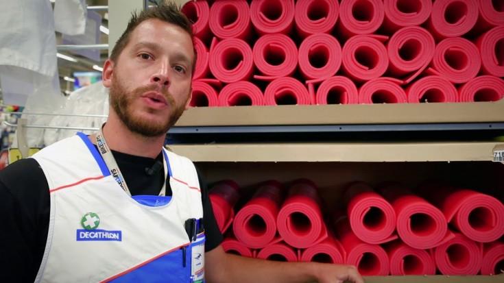Il kit per la ginnastica in casa - Tutorial by Decathlon Settimo Torinese