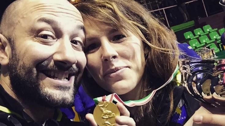 La lotta è femmina - Sara Da Col per Torino Donna