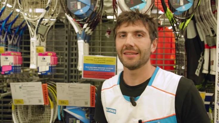 Come scegliere la racchetta da tennis ideale - Decathlon Moncalieri