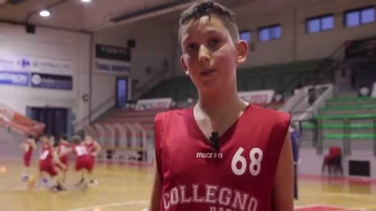I Leoni del CB Collegno Basket @PalaCollegno