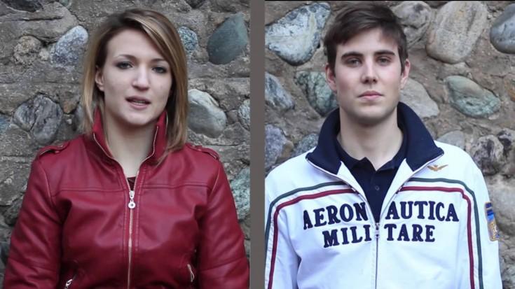 Intervista doppia a Alice Clerici e Andrea Vallosio