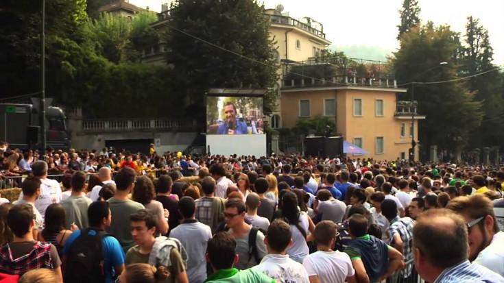 Redbull - Soap Box Race 2014 - Torino