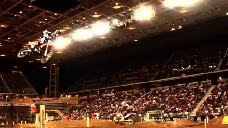 Supercross SX Series - Palaisozaki 1 ottobre 2011