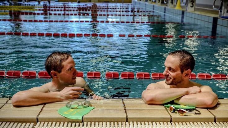 Marco e Alberto Dolfin, due fratelli a Rio