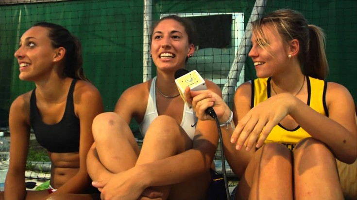 King and Queen Beach Volley Cus Torino 2014