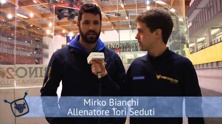 Campionato italiano sledge hockey, Tori Seduti - Armata Brancaleone 2-0