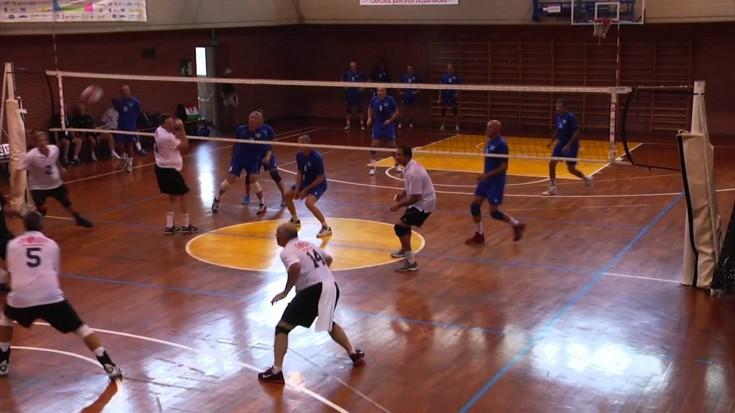 Torino World Masters Games: Day 6