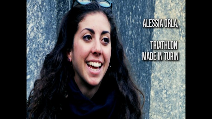 SporTorino Life - Alessia Orla, Triathlon made in Turin