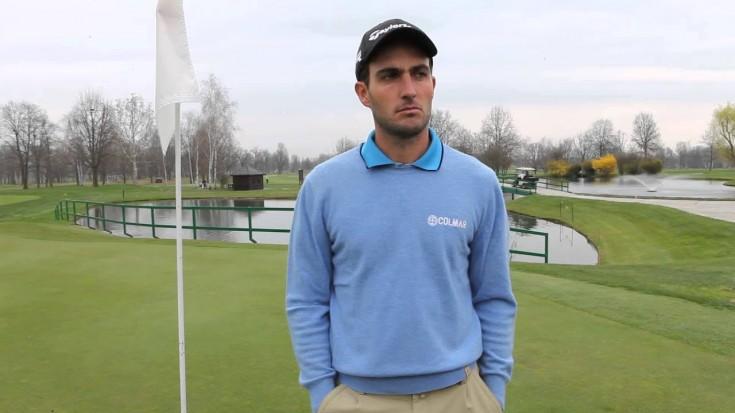L'intervista ad Edoardo Molinari sul campo del Royal Park I Roveri