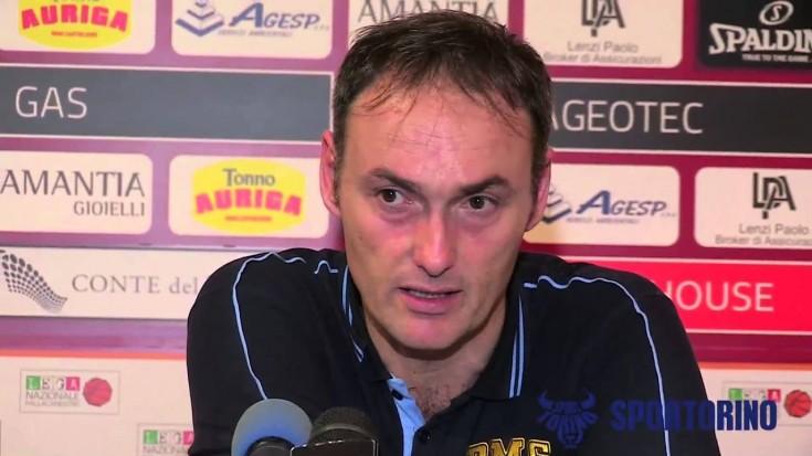 Postpartita Coach Bechi: PMS Torino vs Lighthouse Trapani