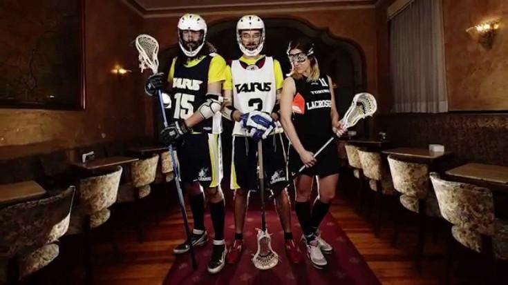 Edelweiss e Taurus, il Lacrosse sbarca a Torino
