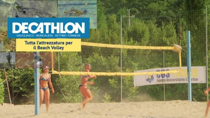 Torneo Beach Volley Cus Torino - Mottalciata