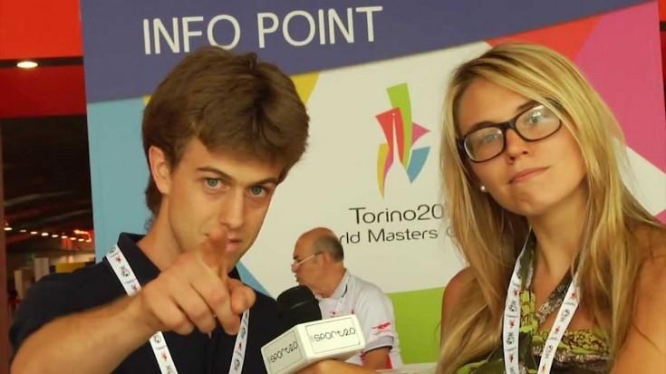 Torino World Masters Games: Day 7