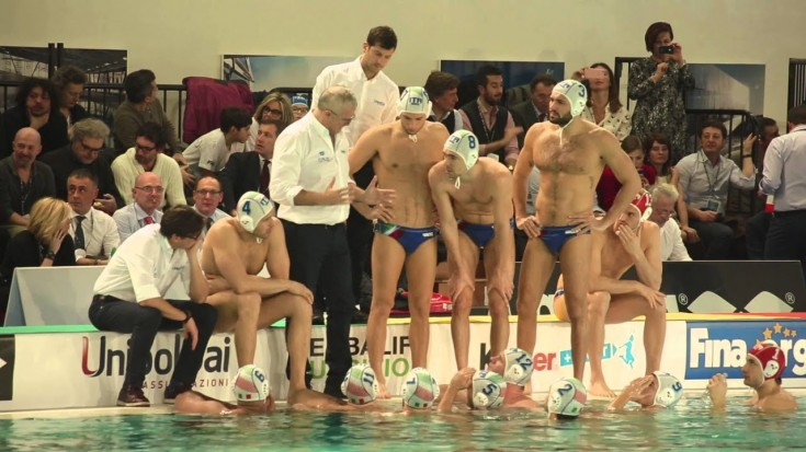 World League 2016: Italia vs Russia 14-9