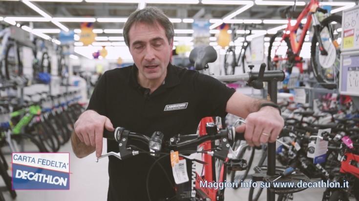 Come regolare i Freni V-Brake della Bici - Decathlon Grugliasco