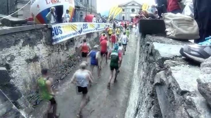 Le emozioni live della 4000 scalini del Forte di Fenestrelle