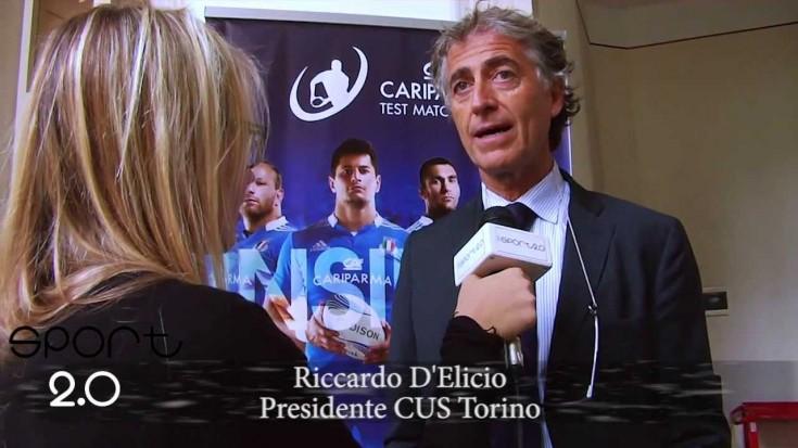 Rugby: Italia vs Australia - Conferenza Stampa