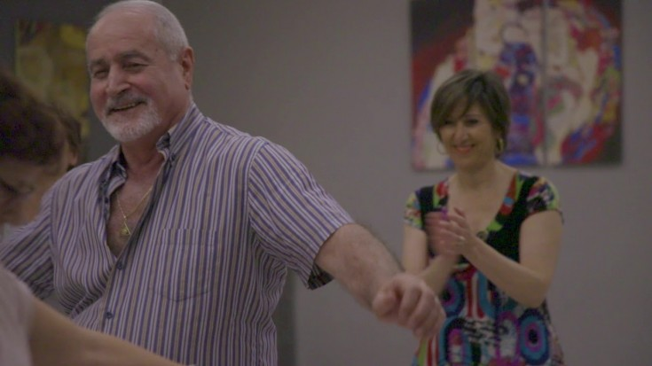 Benvenuti al Sud...in Piemonte! La passione per i balli del Sud con la Paranza del Geco