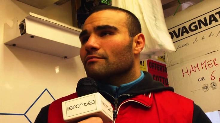 Incontro con il Pugile italiano Stefano Abatangelo