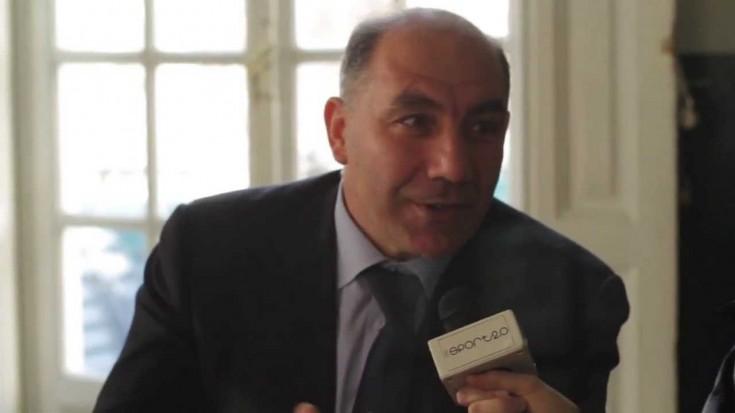 """Intervista a Giuseppe Abbagnale alla """"D'inverno sul Po"""""""