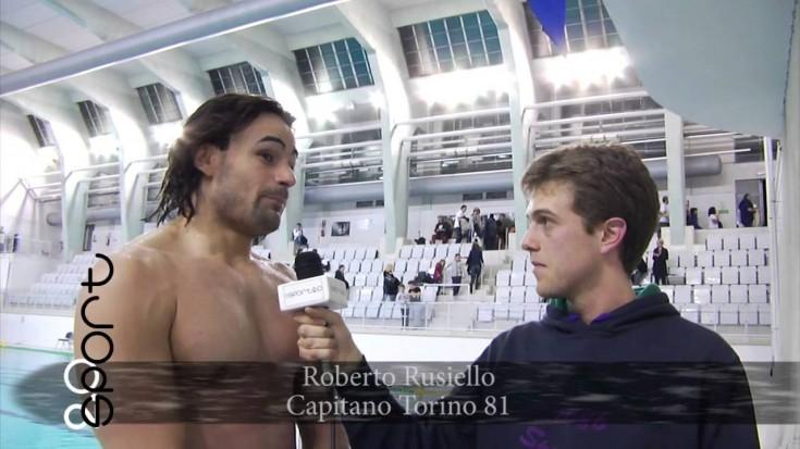 Pallanuoto: Torino 81 VS Rapallo Nuoto