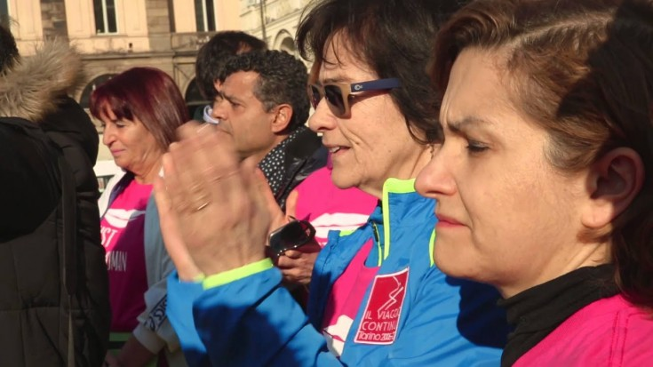 Torino Donna - 7 Marzo in festa in piazza San Carlo