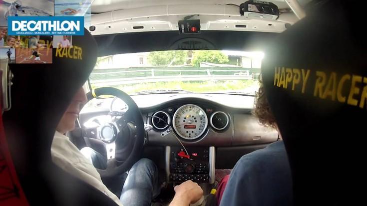 Incontro con Go Fast Rally Team di Ciriè