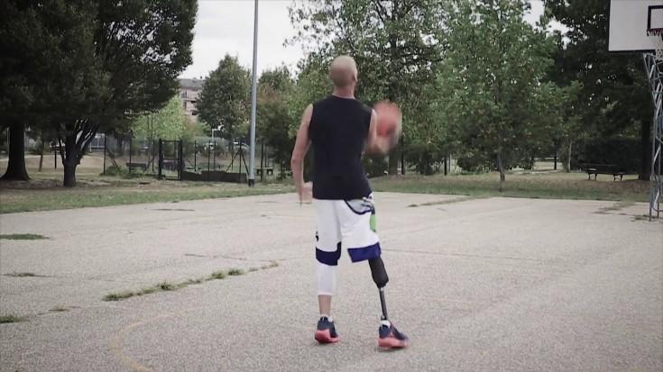Andrea De Beni, lo sport è vita