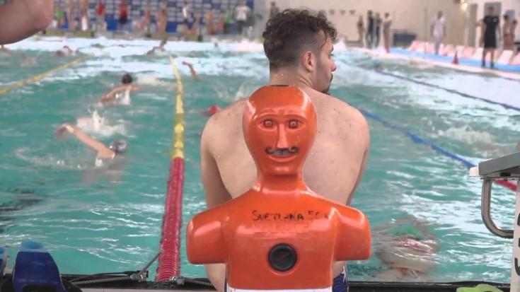 Jacopo Musso, storia di una gara - Assoluti Nuoto per Salvamento