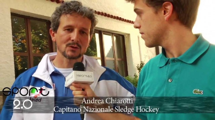 2013 IPC Ice Sledge Hokey - Conferenza stampa