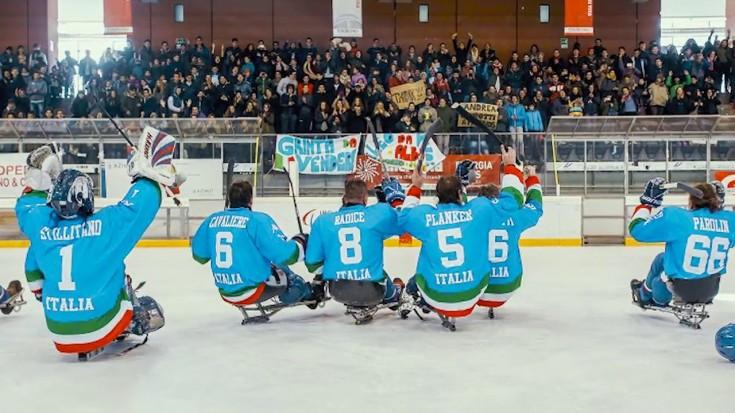Sledge Hockey, le Paralimpiadi di Torino 2006 dieci anni dopo