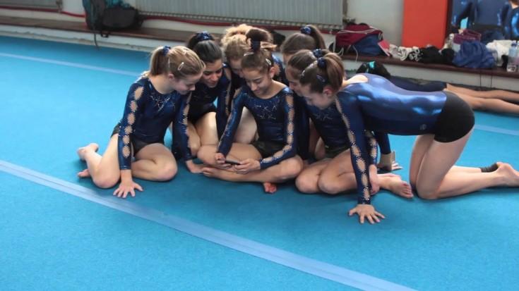Vita da ginnasta - Reale Società Ginnastica di Torino