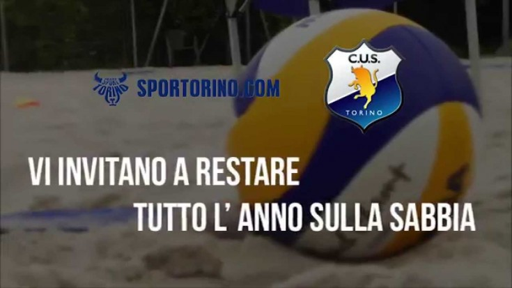 Beach Volley CUS Torino - 2014