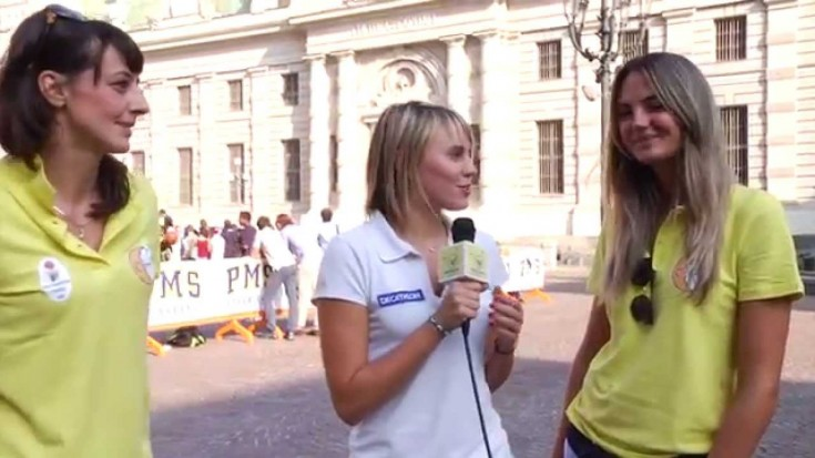 PMS in the City 2014 @ Piazza Carlo Alberto - Torino