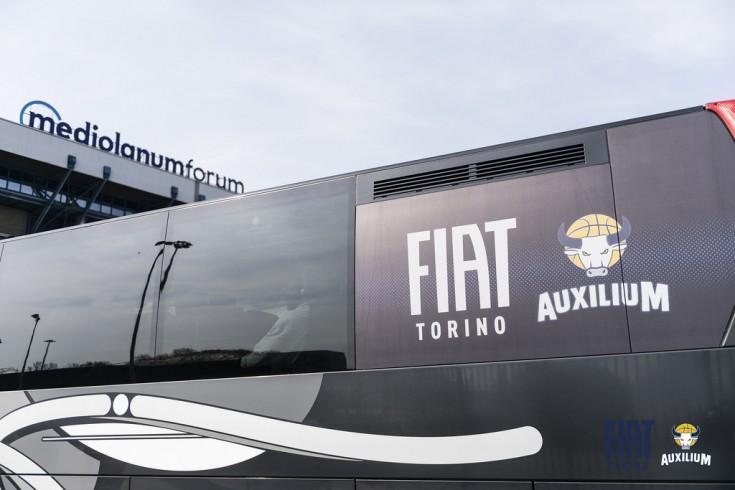 FIAT Torino Auxilium vs Milano
