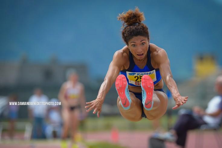 Sestriere - gara salto e salto triplo internazionale ad invito 2018