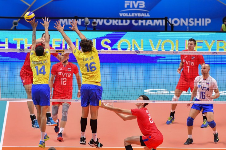FIVB World Championship - Giorno 1