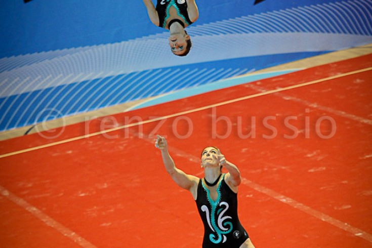 TURIN ACRO CUP 2014